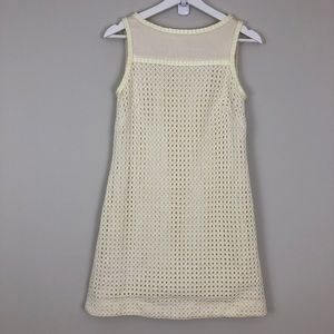 Lilly Pulitzer Dresses - Lilly Pulitzer Sophia Crochet Eyelet Dress Vanilla